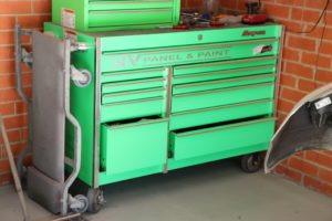 NV Panel and Paint Canberra and Queanbeyan Tool box