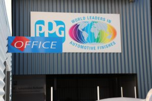 NV Panel and Paint Canberra and Queanbeyan Office